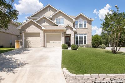 Single Family Home For Sale: 19606 Flair Oak