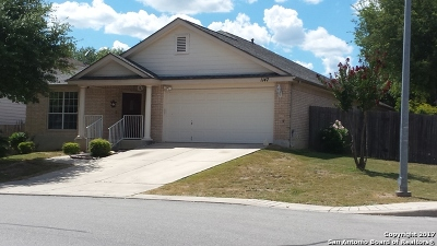 Single Family Home For Sale: 1147 Cougar Country