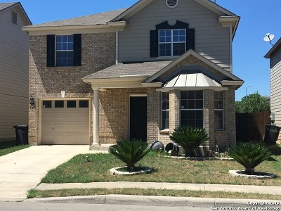 Single Family Home For Sale: 7711 Copper Cave