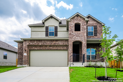 Schertz Single Family Home Price Change: 5287 Top Ridge Ln