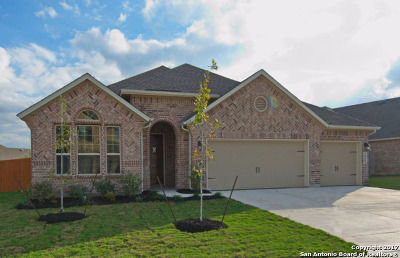 Johnson Ranch, Johnson Ranch - Comal Single Family Home For Sale: 30684 Horseshoe Path
