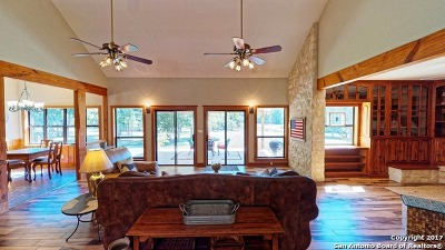 Kendall County Single Family Home For Sale: 152 Flat Rock Creek Rd