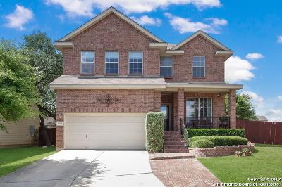 San Antonio Single Family Home For Sale: 2611 Trinity Mesa