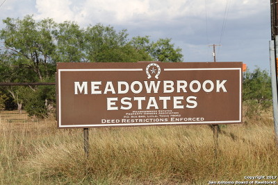 Atascosa County Residential Lots & Land For Sale: 135 Borderbrook Dr