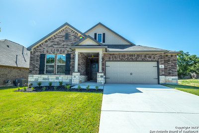 Guadalupe County Single Family Home For Sale: 454 Pecan Meadows