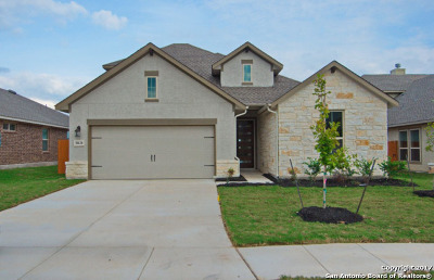 Johnson Ranch, Johnson Ranch - Comal Single Family Home For Sale: 30638 Horseshoe Path