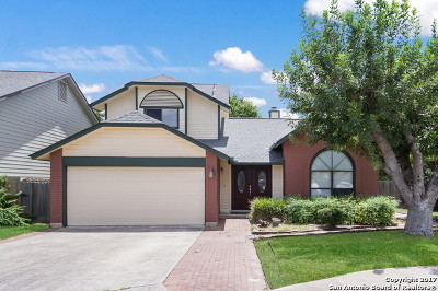 San Antonio Single Family Home Back on Market: 9606 Spring Harvest