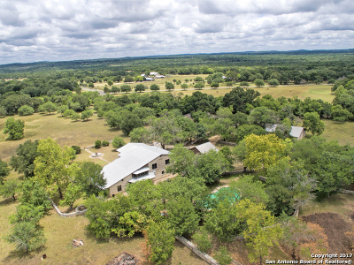 Boerne Single Family Home Back on Market: 125 Ranch Dr