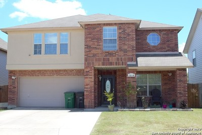 Bexar County Single Family Home For Sale: 7518 Barking Crk