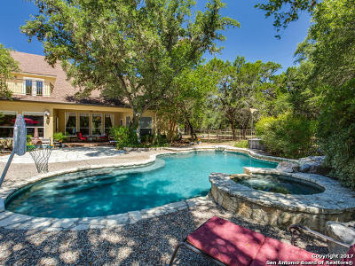 Boerne Single Family Home For Sale: 122 Kendall Pkwy