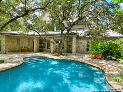 Boerne Single Family Home Price Change: 8225 Jamestown Sq