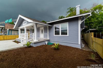 Single Family Home Price Change: 520 Cincinnati Ave