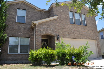 Single Family Home For Sale: 3539 Maguey Trl