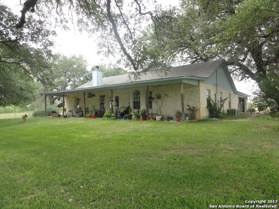 Atascosa County Single Family Home For Sale: 6594 Fm 3175