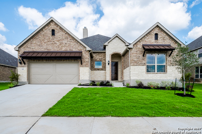 Boerne Single Family Home Back on Market: 129 Destiny Drive