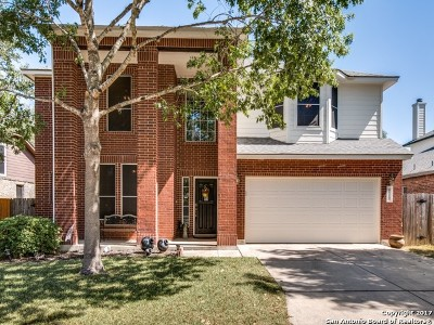 Helotes Single Family Home For Sale: 9519 Aqua Verde