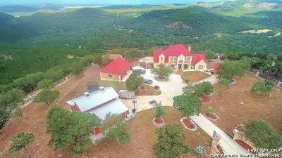 Canyon Lake Single Family Home For Sale: 2620 Estrellita Ranch Rd