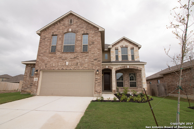 Single Family Home For Sale: 22432 Carriage Trace
