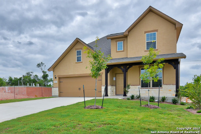 Single Family Home For Sale: 13624 Jagged Bend