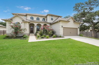 Boerne Single Family Home For Sale: 28906 Balcones Creek