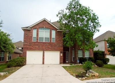San Antonio Single Family Home For Sale: 20926 Encino Dawn