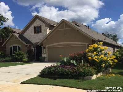San Antonio Single Family Home For Sale: 22702 Allegro Crk