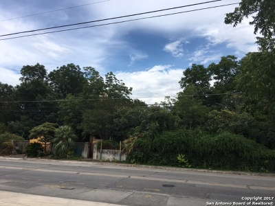 San Antonio Residential Lots & Land For Sale: 328 E Sunset Rd