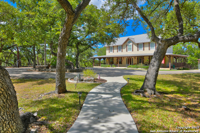 Bulverde Single Family Home For Sale: 305 Kirk Ln