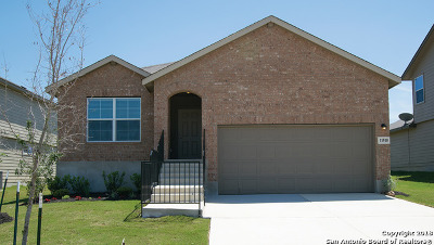 San Antonio Single Family Home For Sale: 11510 Tiger Woods