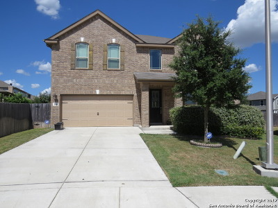 Guadalupe County Single Family Home Price Change: 104 Enchanted Vw