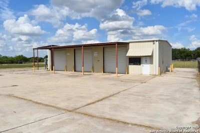 Atascosa County Commercial For Sale: 3260 S Stevens Rd