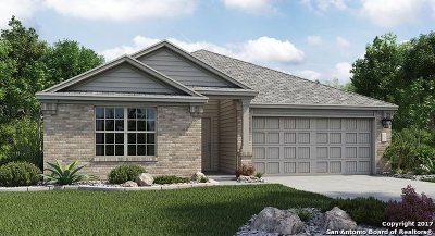 Bulverde Single Family Home For Sale: Blk 3 Lot 18 Giant Oak