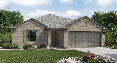 Bulverde Single Family Home For Sale: Blk 3 Lot 17 Giant Oak