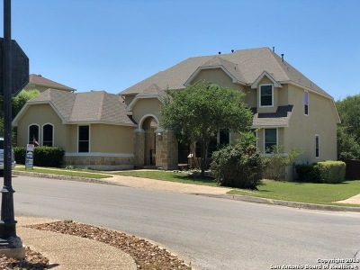 San Antonio Single Family Home For Sale: 23831 Hot Springs