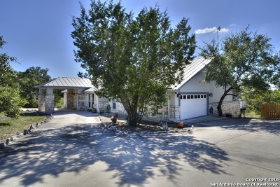 Helotes Single Family Home For Sale: 14343 Santa Loma