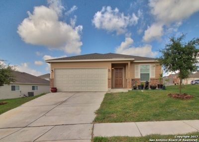 Selma Single Family Home For Sale: 16131 Julep Chase