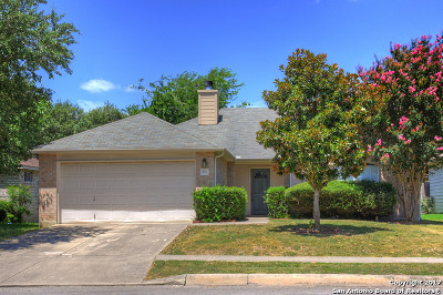 Boerne Single Family Home Back on Market: 302 Stone Creek Dr