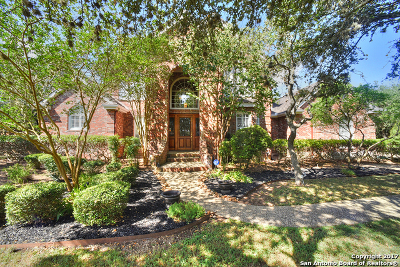 Bexar County Single Family Home For Sale: 104 Cinnamon Oak
