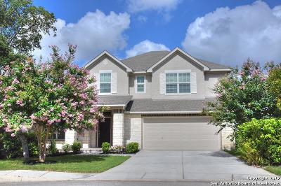 San Antonio Single Family Home For Sale: 3303 Cherokee Cove
