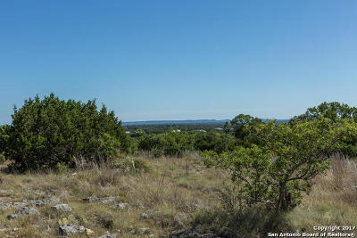 Boerne Residential Lots & Land For Sale: 556 Cordillera Trace