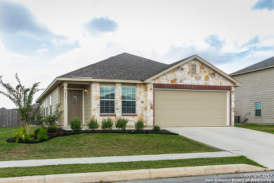 Schertz Single Family Home Back on Market: 3613 Royce Ranch Rd