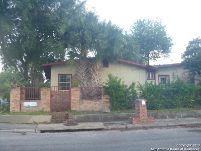 Single Family Home Price Change: 1402 W Harlan Ave