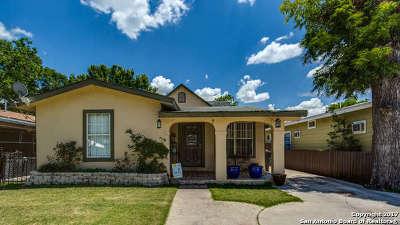 Single Family Home For Sale: 244 E Baylor
