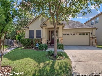 San Antonio Single Family Home Price Change: 18203 Dogwood Path