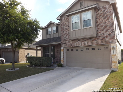 Cibolo Single Family Home Back on Market: 233 Town Creek Way