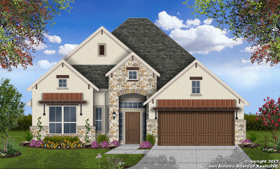 Cibolo Single Family Home For Sale: 913 Foxbrook Way