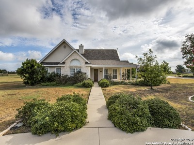 Single Family Home For Sale: 1181 County Road 4516