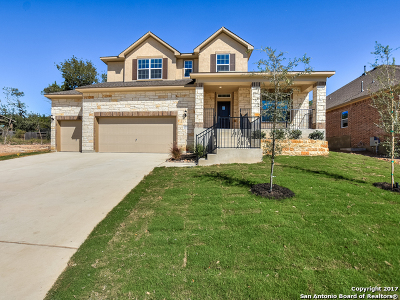 Helotes Single Family Home For Sale: 10507 Foxen Way