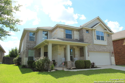 Cibolo Single Family Home Back on Market: 114 Royal Troon Dr