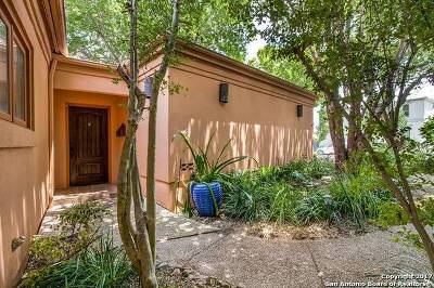 Alamo Heights Single Family Home For Sale: 107 Routt St